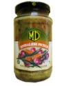 Picture of MD Sinhalese Pickle (Sinhala Achcharu)  - 450G