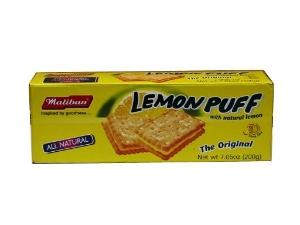 Picture of Maliban Lemon Puff  - 200g