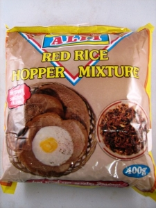 Picture of ALLI Hopper Mixture (Red Rice) - 400G