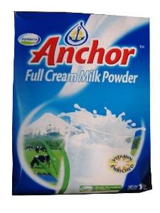 Picture of Anchor Full Cream Milk Powder - 1KG