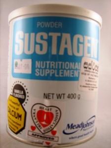 Picture of Mead JohnSon Sustagen (Vanilla) - 400G