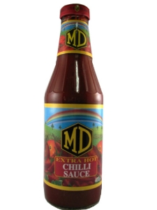 Picture of MD Chilli Sauce Extra Hot - 400G