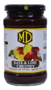 Picture of MD Date & Lime Chutney - 450G