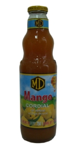 Picture of MD Mango Cordial  - 750ML
