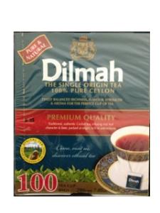 Picture of Dilmah Premium Tea Bags -200g (100 bags)