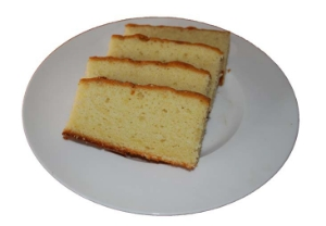 Picture of Butter Cake Sri Lankan Style - 2lb (fresh baked)