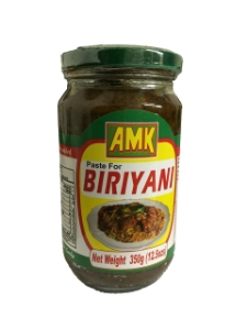 Picture of AMK Buriyani Mix(Curry Paste)) - 375G