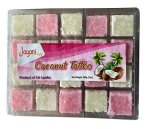 Picture of Jayani Coconut Toffee 200g