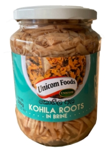 Picture of Unicom Kohila Root in Brine 560g .Bot.