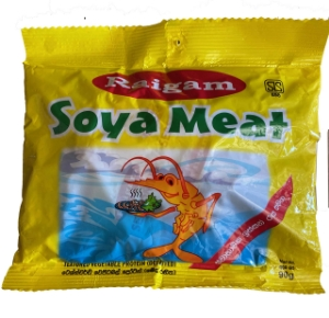 Picture of Raigam Soya Meat - Prawns Flavor - 90G