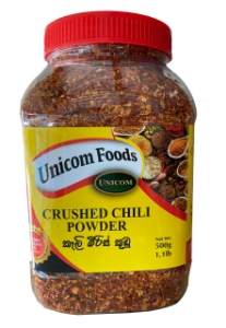 Picture of Unicom Crushed Chillies - 500g
