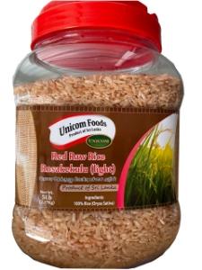 Picture of Unicom Red Raw Rice Rosakekulu (Light)  5Lbs Bottle