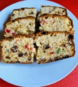 Picture of Fruit Cake - Sri Lankan Style - 1.25 LB (fresh baked)