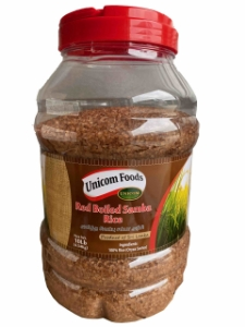 Picture of Unicom Red Boiled Samba 10Lbs Bottle