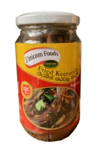 Picture of UNICOM Chili Fried Keeramin Dry Fish 200g