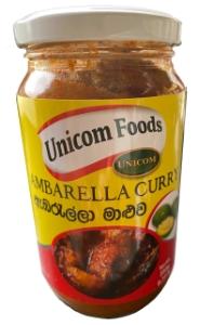 Picture of Unicom Ambarella Curry 350g