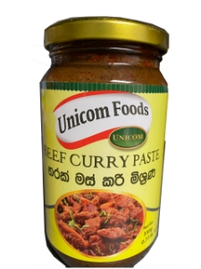 Curry Paste for Beef