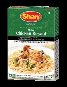 Picture of Shan Chicken Biriyani Mix 60g